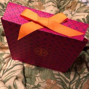 Tory Burch gift bag